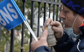 """Miting antiguvernamental cu cinci confederații sindicale, miercuri în București. BNS: """"Privilegiații își extind beneficiile"""""""