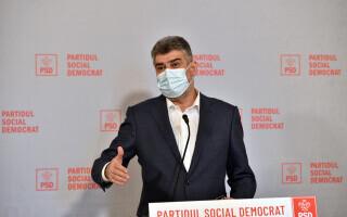 Marcel Ciolacu: politicienii din coaliție fac