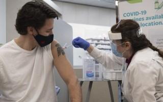 """VIDEO. Premierul Canadei, Justin Trudeau, s-a vaccinat cu serul AstraZeneca. """"Sunt foarte fericit"""""""