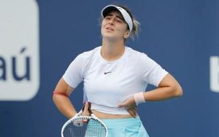 Bianca Andreescu a fost testată pozitiv cu Covid-19 și va ratat turneul de la Madrid