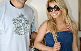 Jessica Simpson & Tony Romo