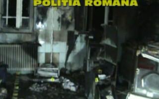 explozie Giulesti