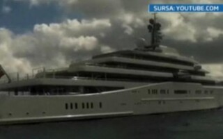 Yacht Roman Abramovici