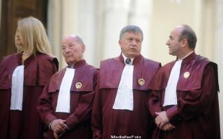 judecatori curtea constitutionala, CCR