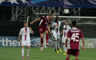 Pantelis Kapetanos, CFR Cluj