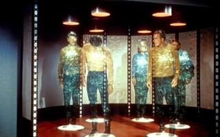 film Star Trek, teleportare