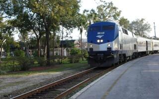 tren Amtrak, SUA
