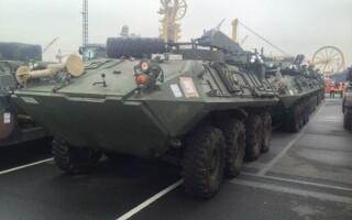 tancuri americane in Bulgaria