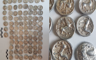 monede geto-dacice