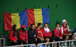 Irina Begu, Monica Niculescu, Andreea Mitu si Raluca Olaru