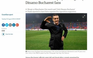 The Guardian - Steaua City