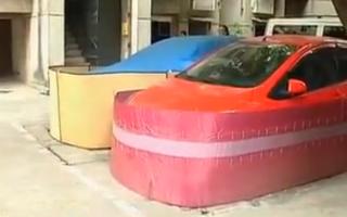 masini in localitatea Nanning, China