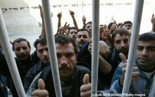 Detinuti aflati in inchisoare in Siria