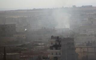 asediul orasului Manbij