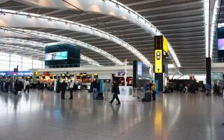 Aeroportul Heathrow - Shutterstock