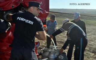 coada la apa in Aurel Vlaicu, judetul Botosani