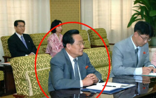 Kim Yong Jin, vicepremier Coreea de Nord