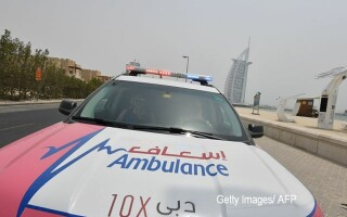ambulanta dubai