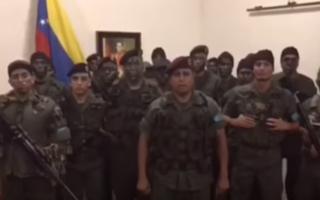 venezuela, atac, revolta, Nicolas Maduro, armata,