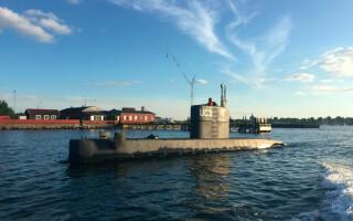 submarinul Nautilus in Copenhaga