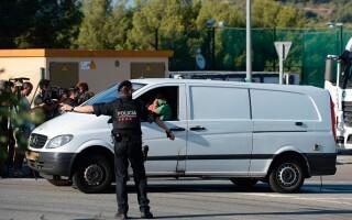 politie spania