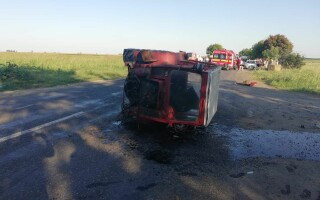 accident Buzău