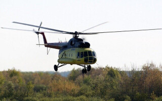 elicopter rusia