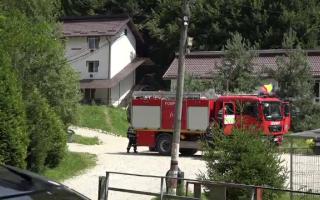 mașină pompieri