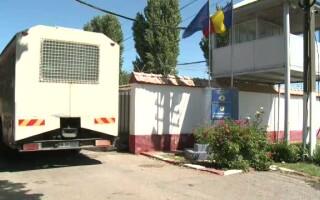 poarta penitenciarului Jilava