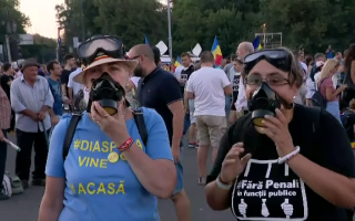 Protest Piata Victoriei sambata