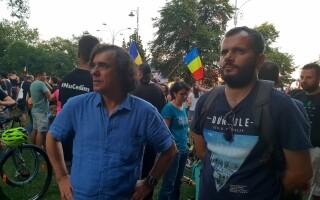 Mircea Cartarescu si Radu Vancu