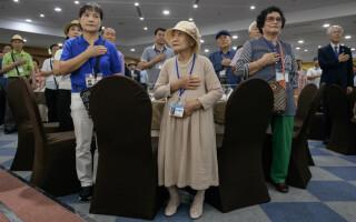 Coreeni care viseaza sa isi revada familiile