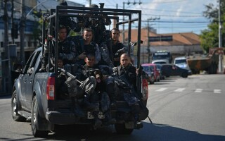 Brazilia, armata, trupe