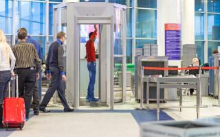 control pe aeroportul Domodedovo
