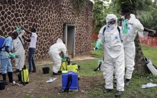 epidemie Ebola