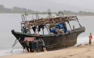 nava fantoma nord-coreeana