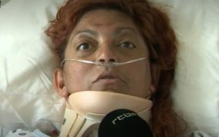 A rămas blocată 6 zile în mașină, după un accident. Cum a supraviețuit în plină caniculă