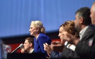 Premierul Viorica Dancila participa la Congresul extraordinar al PSD