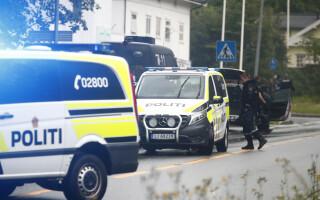 atac armat Norvegia