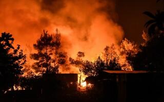incendii in Evia