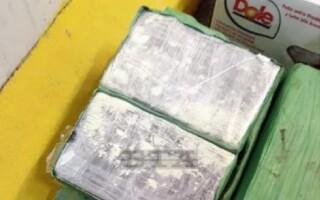 Droguri de 2,5 milioane de euro găsite în cutii de banane, în Bourgas