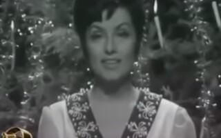 Mariana Zaharescu, la TVR