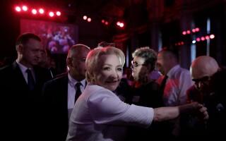 congres PSD, Viorica Dancila