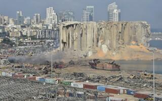 Explozie devastatoare la Beirut. Peste 200.000 de oameni au rămas fără locuinţe