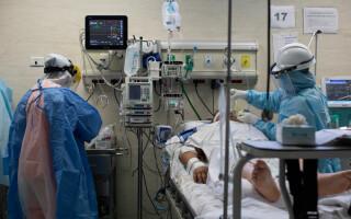"""Nelu Tătaru, despre pacienții cu Covid-19 în stare foarte gravă: """"În jur de 150 sunt pe ventilatoare"""""""