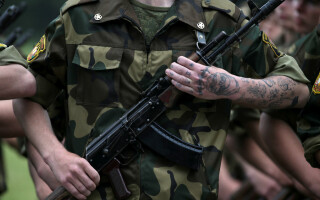 militari din Belarus