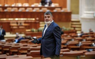 Marcel Ciolacu, Parlament