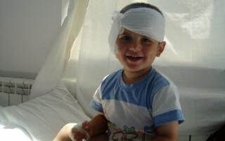 Un copil de 4 ani, grav bolnav, are nevoie de ajutor!