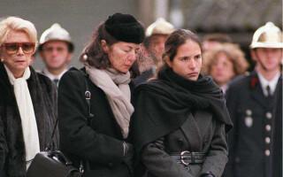 fiica lui Francois Mitterrand