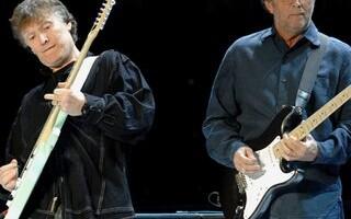 Eric Patrick Clapton, Steve Winwood